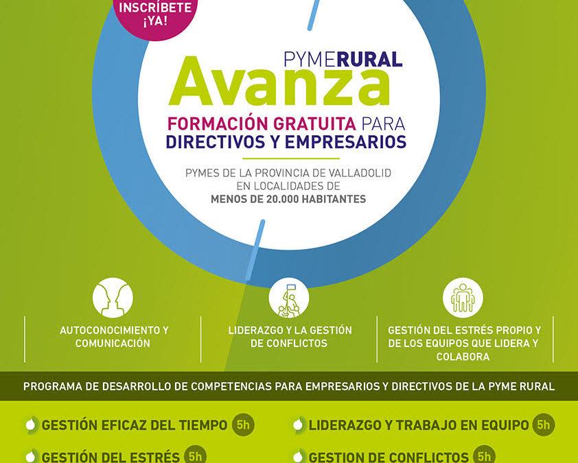 FORMACIÓN GRATUITA PARA DIRECTIVOS Y EMPRESARIOS EN MEDINA DE RIOSECO